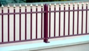 Garde-corps, clôture de maison, menuiserie Frérot à Sézanne dans la Marne, 51
